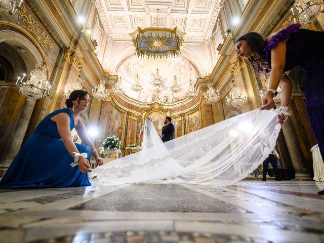 Il matrimonio di Eleonora e Alessandro a Roma, Roma 16