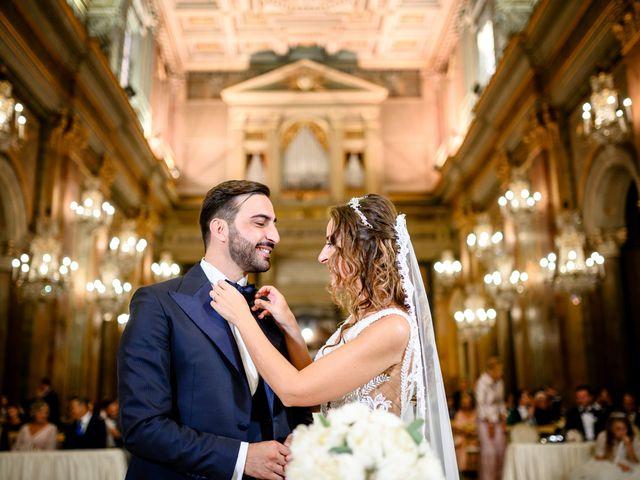 Il matrimonio di Eleonora e Alessandro a Roma, Roma 17