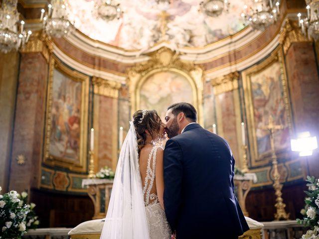 Il matrimonio di Eleonora e Alessandro a Roma, Roma 18