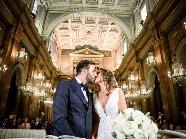 Il matrimonio di Eleonora e Alessandro a Roma, Roma 19