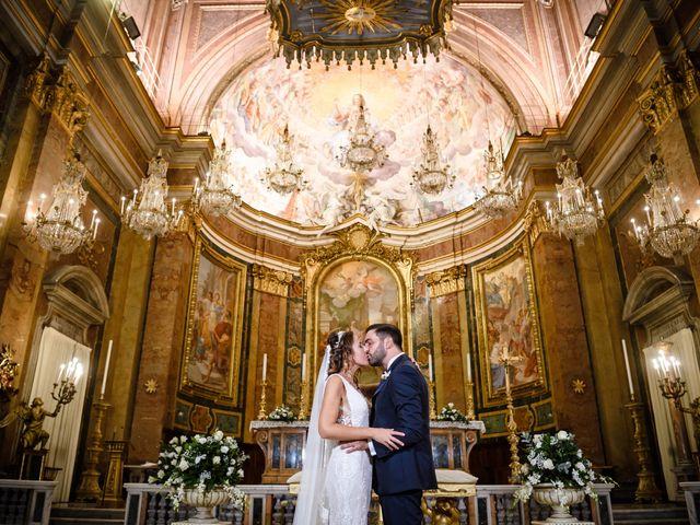 Il matrimonio di Eleonora e Alessandro a Roma, Roma 20
