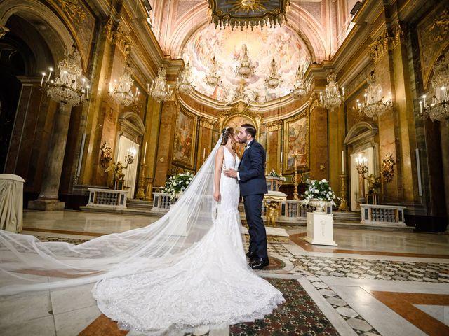 Il matrimonio di Eleonora e Alessandro a Roma, Roma 21