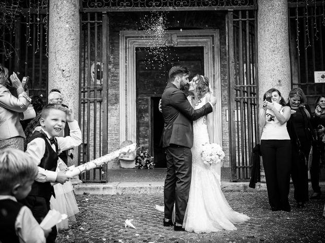 Il matrimonio di Eleonora e Alessandro a Roma, Roma 23