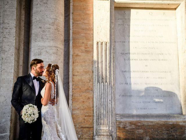 Il matrimonio di Eleonora e Alessandro a Roma, Roma 24