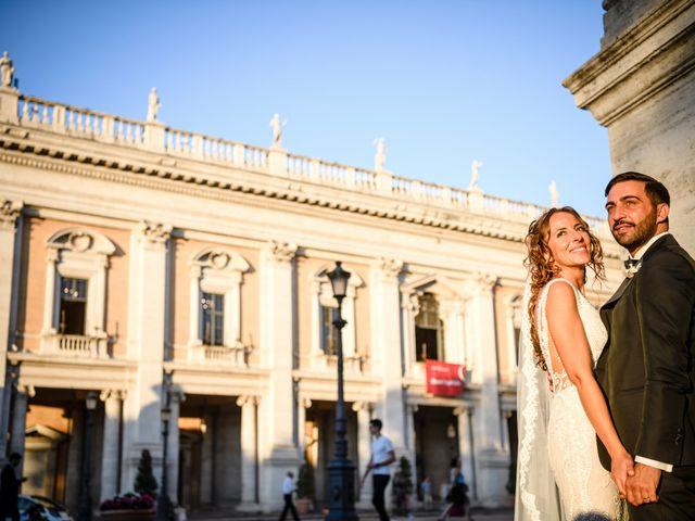 Il matrimonio di Eleonora e Alessandro a Roma, Roma 25
