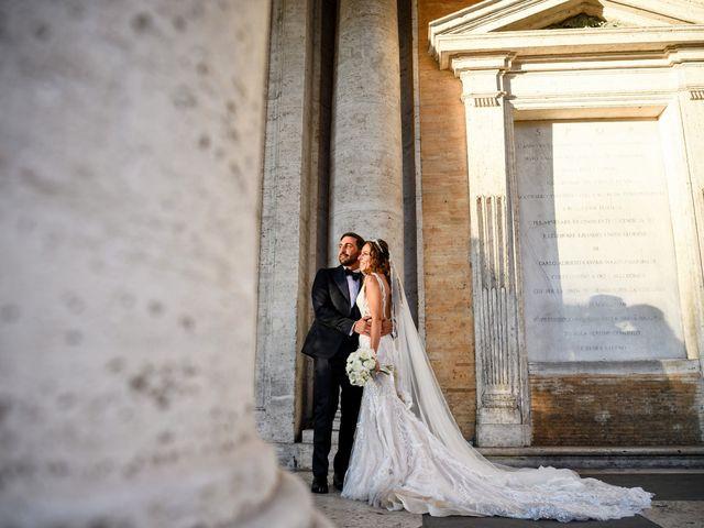 Il matrimonio di Eleonora e Alessandro a Roma, Roma 26