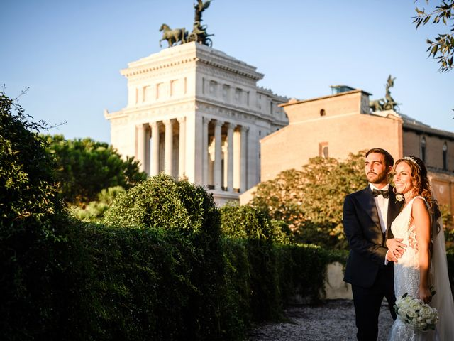 Il matrimonio di Eleonora e Alessandro a Roma, Roma 29
