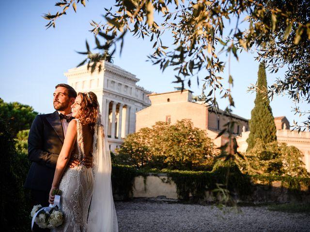 Il matrimonio di Eleonora e Alessandro a Roma, Roma 30