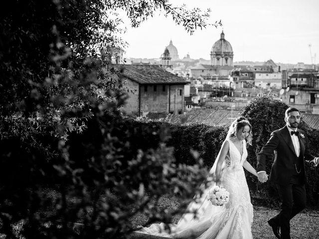 Il matrimonio di Eleonora e Alessandro a Roma, Roma 31