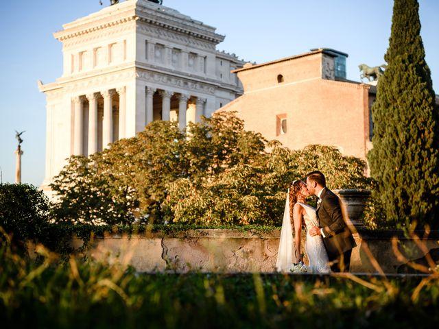 Il matrimonio di Eleonora e Alessandro a Roma, Roma 32