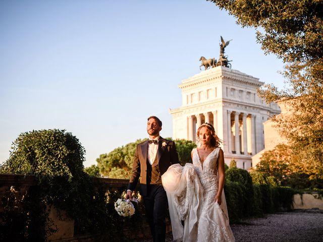 Il matrimonio di Eleonora e Alessandro a Roma, Roma 33