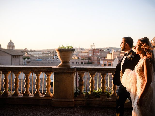 Il matrimonio di Eleonora e Alessandro a Roma, Roma 34