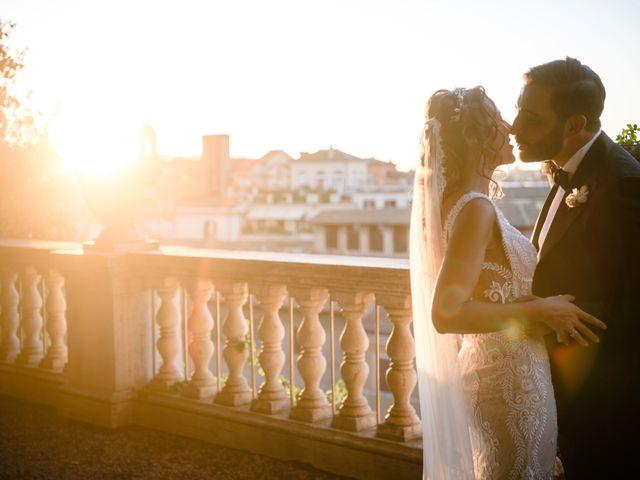 Il matrimonio di Eleonora e Alessandro a Roma, Roma 35