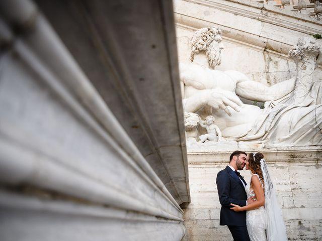 Il matrimonio di Eleonora e Alessandro a Roma, Roma 36