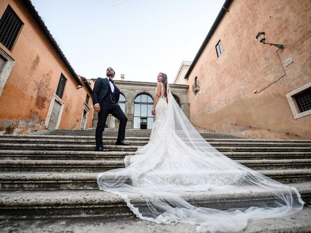Il matrimonio di Eleonora e Alessandro a Roma, Roma 38