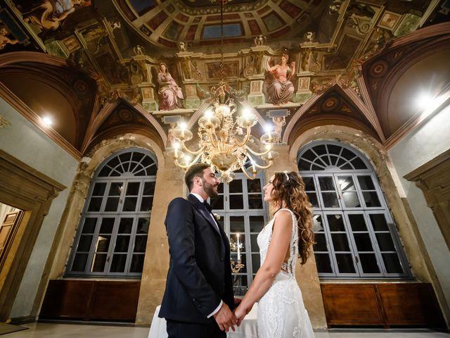 Il matrimonio di Eleonora e Alessandro a Roma, Roma 44