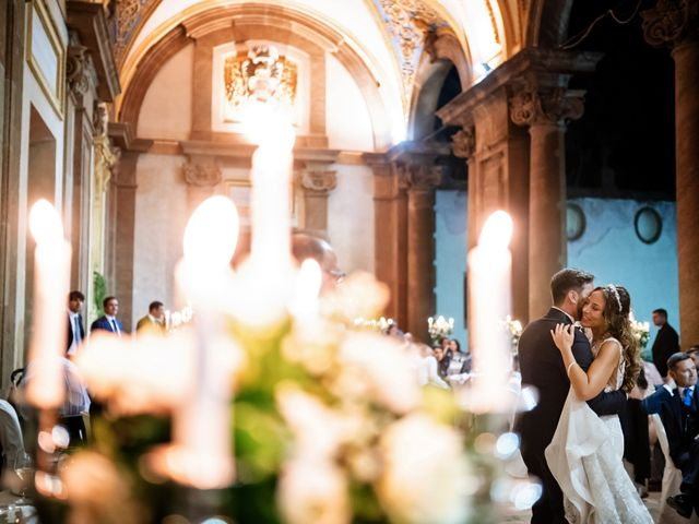 Il matrimonio di Eleonora e Alessandro a Roma, Roma 51