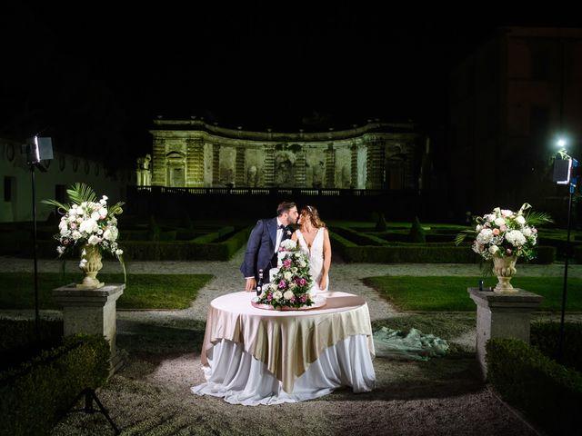 Il matrimonio di Eleonora e Alessandro a Roma, Roma 2
