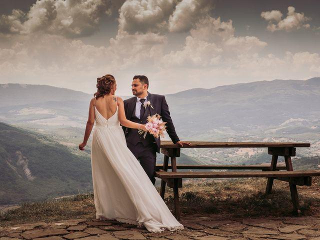 Il matrimonio di Antonella e Donato a Anzi, Potenza 12