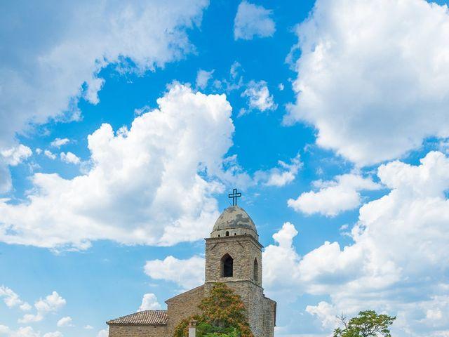 Il matrimonio di Antonella e Donato a Anzi, Potenza 14