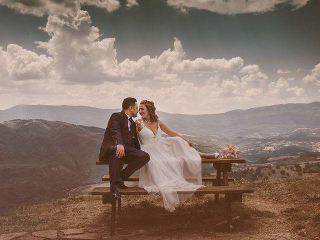 Il matrimonio di Antonella e Donato a Anzi, Potenza 15