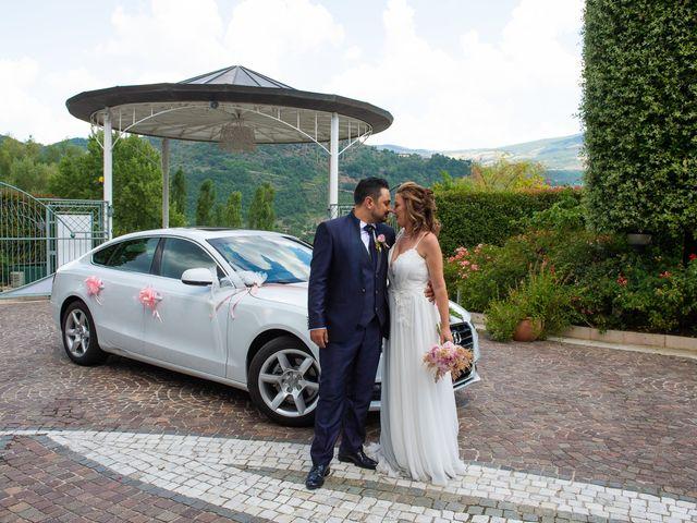 Il matrimonio di Antonella e Donato a Anzi, Potenza 16