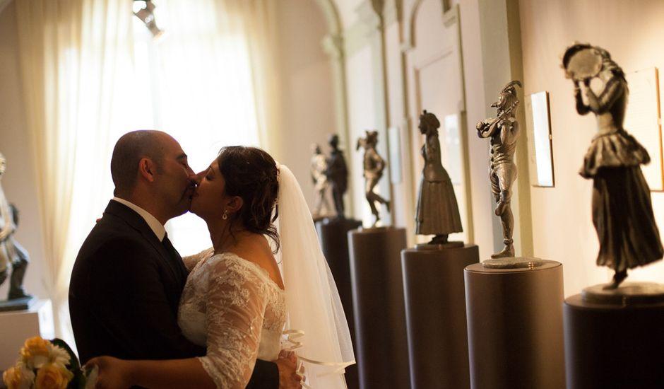 Il matrimonio di Stefano e Maria Francesca a Longiano, Forlì-Cesena