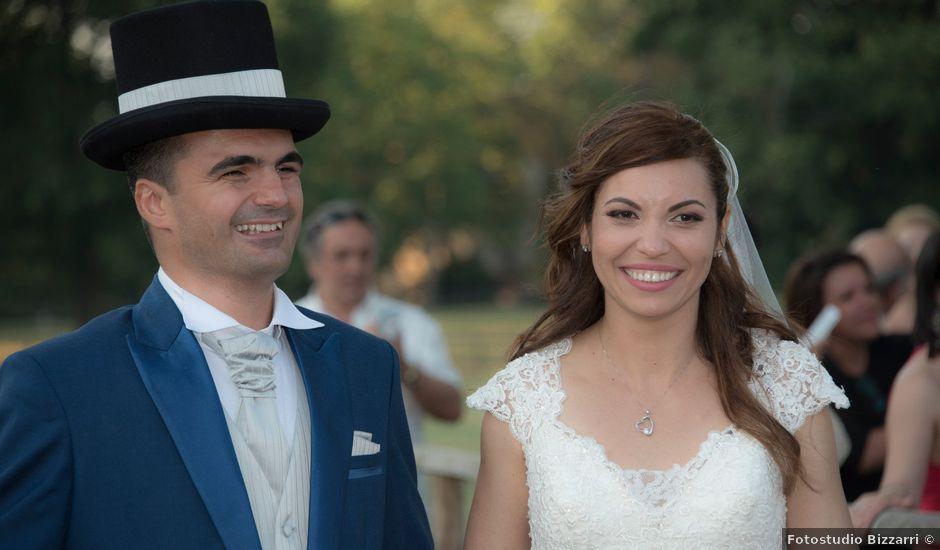 Il matrimonio di Alessandro e Maria a Noceto, Parma