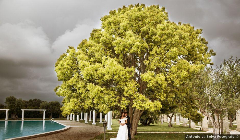 Il matrimonio di Ruben e Sharon a Mesagne, Brindisi