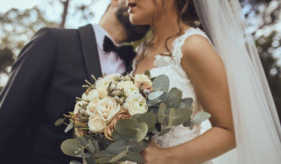 Il matrimonio di Riccardo e Irene a Roma, Roma
