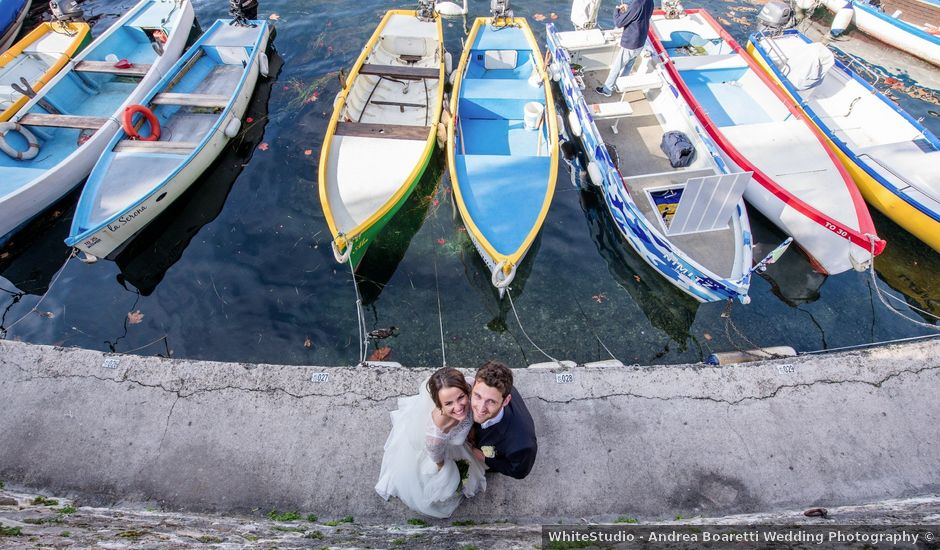 Il matrimonio di Giacomo e Viola a Verona, Verona