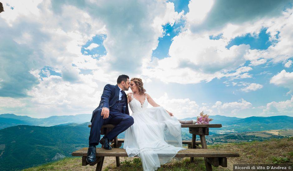 Il matrimonio di Antonella e Donato a Anzi, Potenza