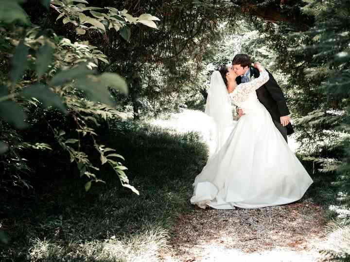 Le nozze di Marianna e Thibault