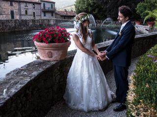 Le nozze di Margherita e Gianluca