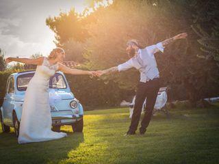 Le nozze di Antonella e Eugenio