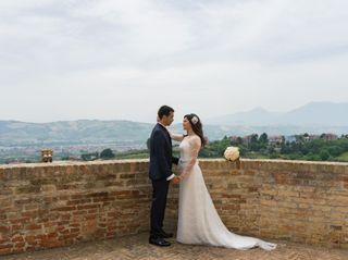 Le nozze di Gina e Claudio 1
