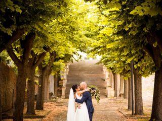 Le nozze di Martina e Leonardo