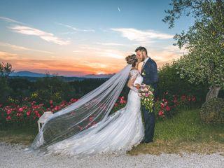 Le nozze di Consuelo e Lorenzo