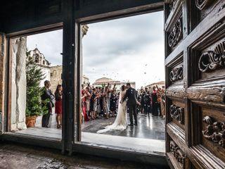 Le nozze di Marzia e Giuseppe