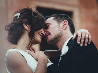 Le nozze di Matteo e Ilenia