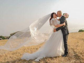 Le nozze di Tamara e Giovanni