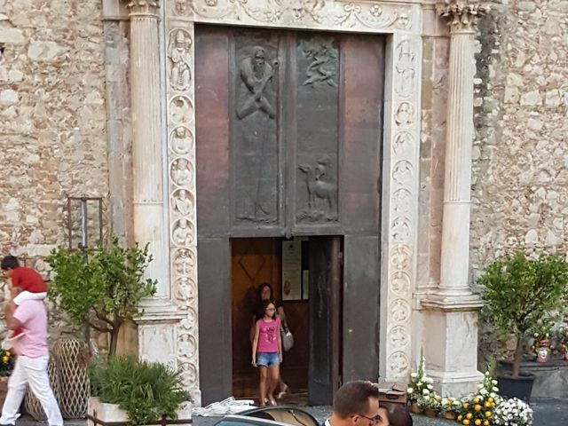 Il matrimonio di Antonio e Paola a Taormina, Messina 3