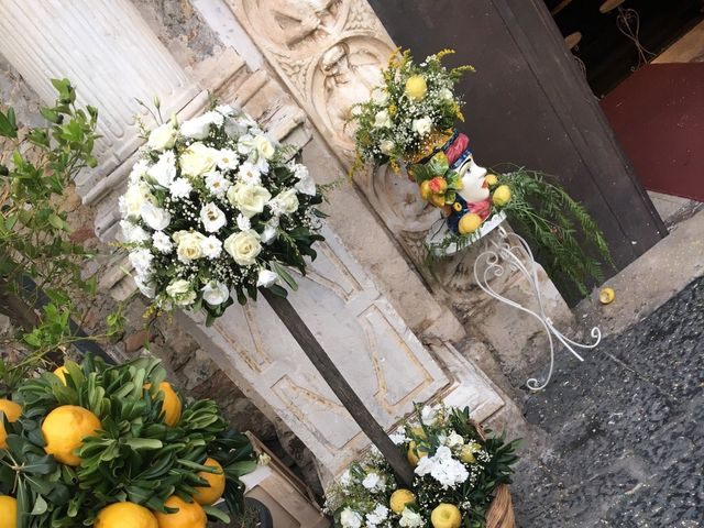 Il matrimonio di Antonio e Paola a Taormina, Messina 4