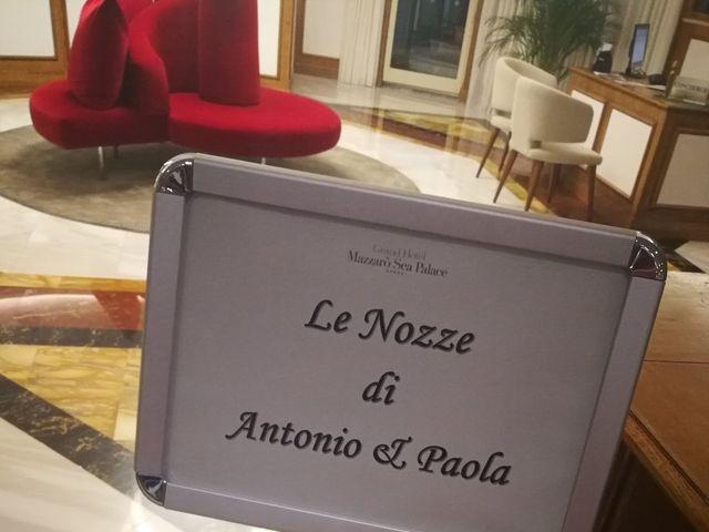 Il matrimonio di Antonio e Paola a Taormina, Messina 5
