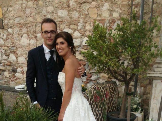 Il matrimonio di Antonio e Paola a Taormina, Messina 2