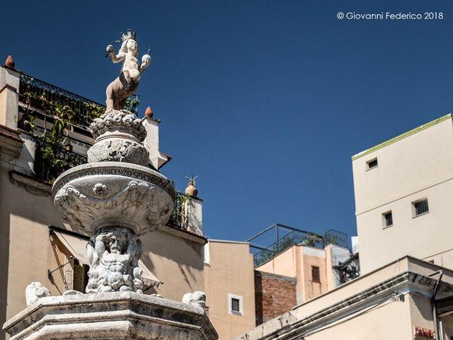 Il matrimonio di Antonio e Paola a Taormina, Messina 10