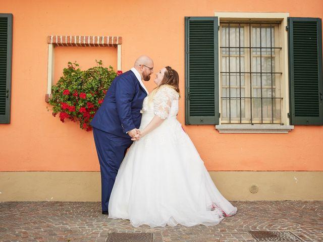Il matrimonio di Andrea e Sabrina a Abbiategrasso, Milano 2