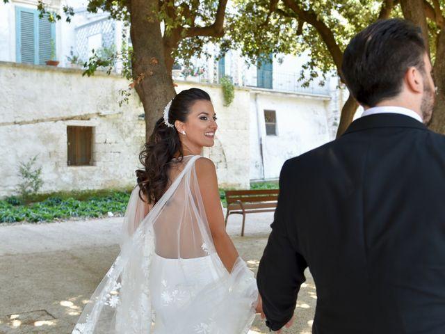 Il matrimonio di Annamaria e Rino a Noicattaro, Bari 34