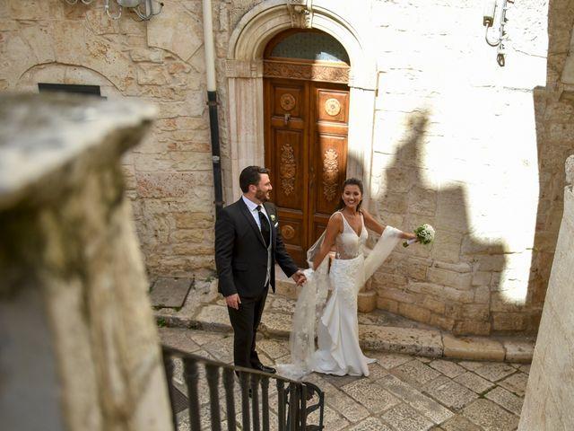 Il matrimonio di Annamaria e Rino a Noicattaro, Bari 38