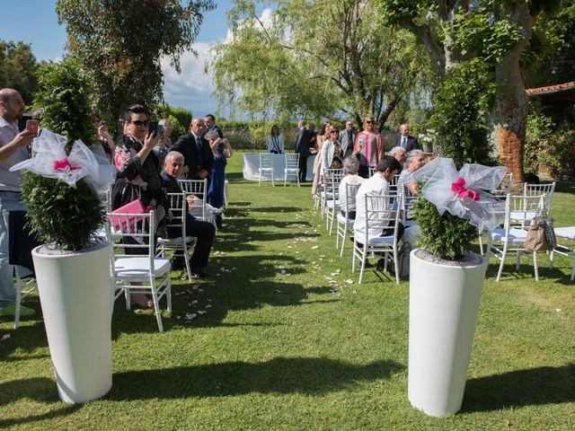 Il matrimonio di Giosuè e Martina a San Giuliano Terme, Pisa 7
